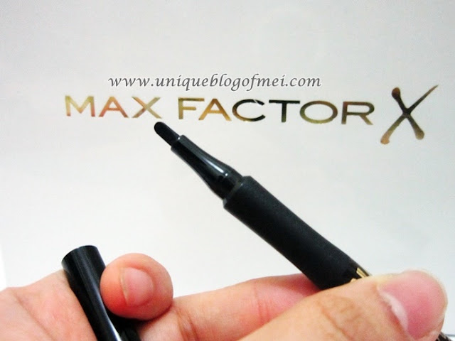 Max Factor Masterpiece High Precision Liquid eyeliner review 4