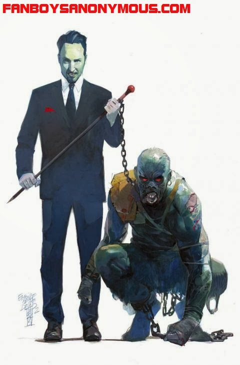 Marvel Zombies artist Alex Maleev works with George Romero