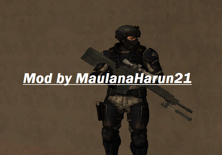 Welcome to MaulanaHarun21 blog!: RSASS from Call of Duty