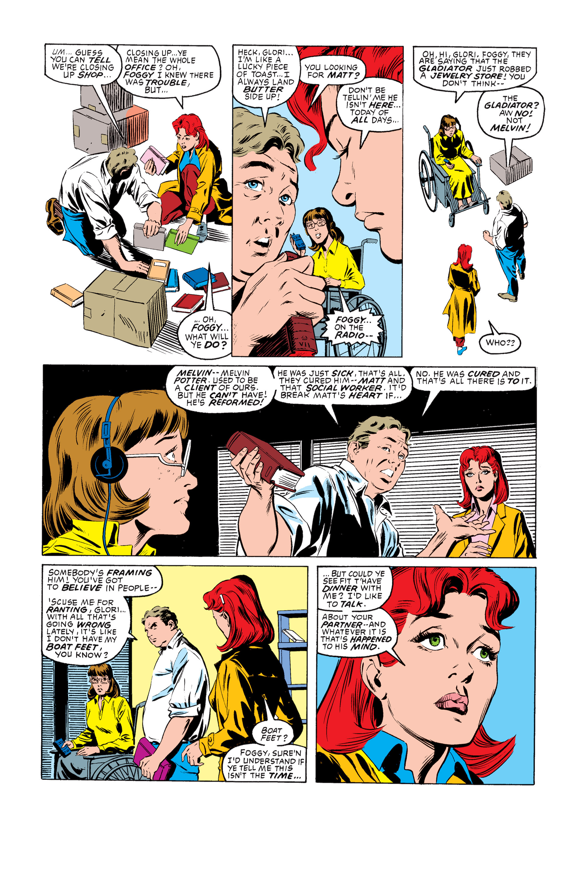 Daredevil (1964) 226 Page 3