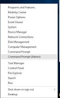 Cara Boot Windows 10 ke Safe Mode menggunakan command prompt