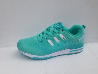 sepatu warna tosca, sepatu tosca, sepatu baru
