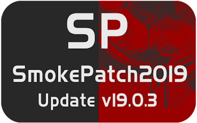 PES 2019 Smoke Patch 2019 Update 19.0.3 Datapack 5.01 Season 2018/2019
