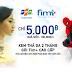 Xem thả ga 2 tháng gói Fim+ Cao cấp giá chỉ 5.000 đồng