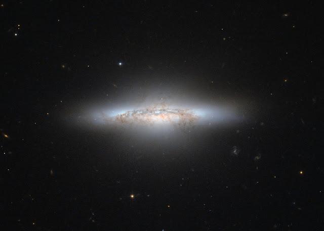 Lenticular Galaxy NGC 5010
