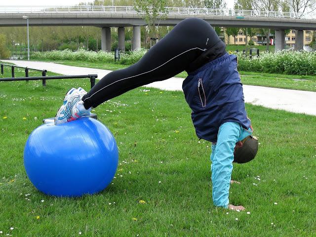 pilates bola - belanaselfie