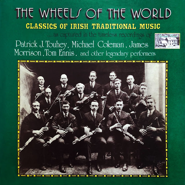 #Ireland #Irlande #Irish #traditional #music #fiddle #Uilleann pipe #Michael Coleman #Packie Dolan #James Morrison #James Swift #Patrick Touhey #Liam Walsh #Tom Ennis #Patrick Stack #Edward Mullaney #Michael J. Cashin #Tom Dyle #reels #jigs #dance music #world music #vinyl #musique irlandaise #MusicRepublic