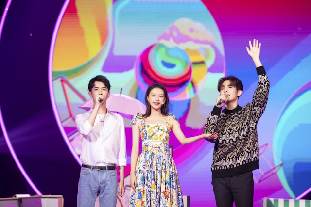 Hunan Mid Autumn Festival All Out of Love Cast