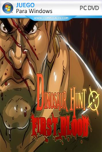 Dinosaur Hunt First Blood PC Full