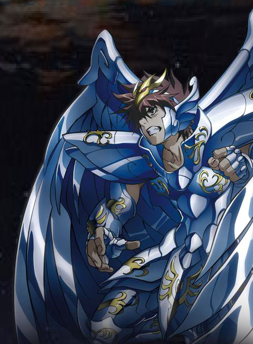 Cosplay Banjarmasin: Saint Seiya Pegasus
