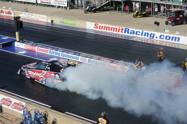 NHRA Summit Nationals em Las Vegas