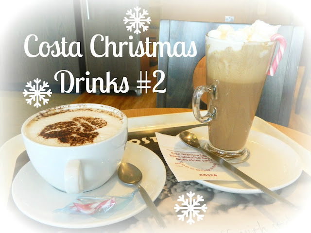 Costa Christmas Drinks