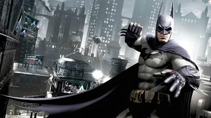 تحميل لعبة batman begins للكمبيوتر