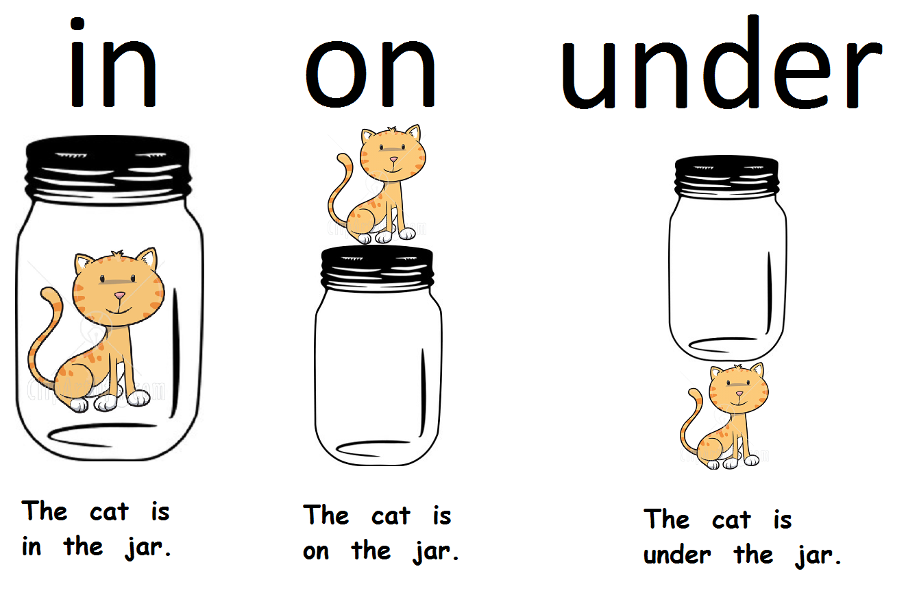 English 1st Grade Time Amp Prepositions