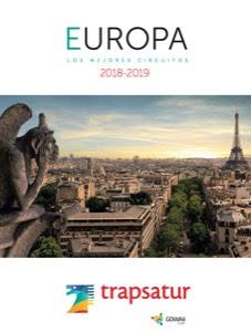 Los mejores circuitos por Europa 2018 Trapsatur