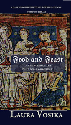medieval food, medieval recipes, medieval history, chillingham cattle, food and feast, novelty cookbooks