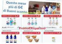 Logo Parmalat: questo mese risparmi oltre 6€ con i buoni sconto di settembre