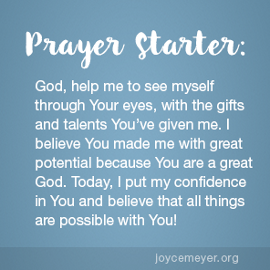 Joyce Meyer Prayers