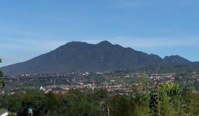 Gunung Burangrang | Info Pendakian Gunung Burangrang