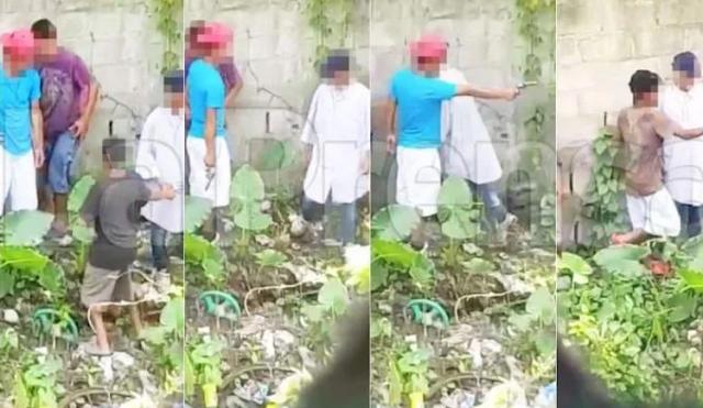 """VIDEO: Así entrenan a los """"niños sicarios"""""""