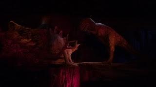 Disneyland Railroad T Rex Stegosaurus