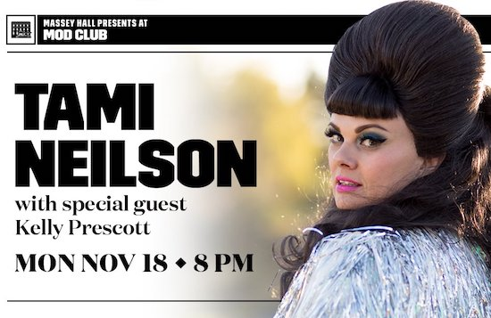 Tami Neilson @ The Mod Club, Monday