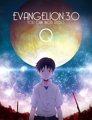 Neon Genesis Evangelion: 3.0 You Can (Not) Redo