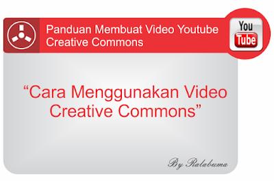 Cara Membuat Video Gratis Creative Commons