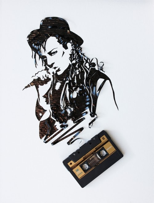 05-Boy-George-Erika-Iris-Tape-Art-www-designstack-co