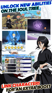 BLEACH Brave Souls Apk v4.0.2 Mod(Healt Skill/Data/Free Money)