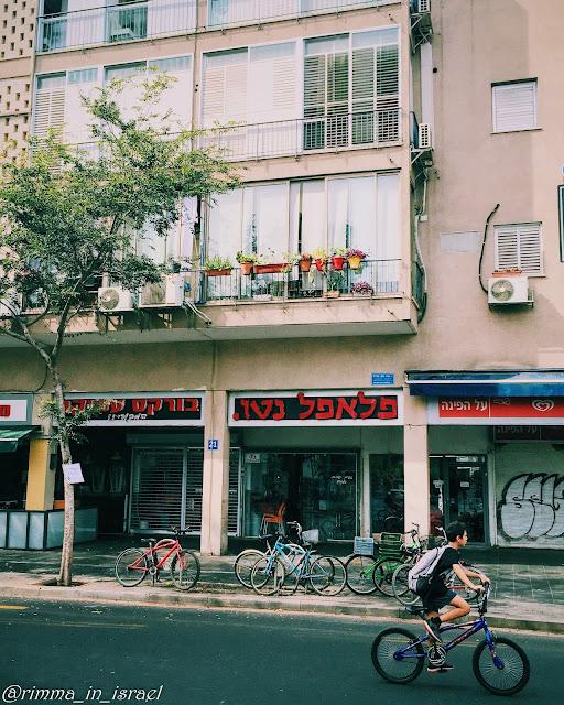 Велосипеды Тель-Авива | Блог Rimma in Israel