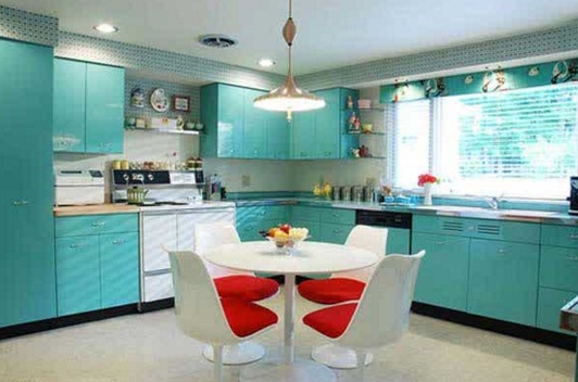 Examples of Minimalist Kitchen Design Beautiful