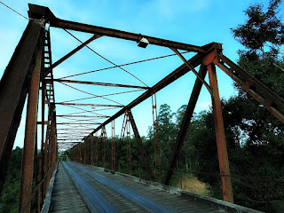 Ponte de Ferro de Arroio do Meio (RS)