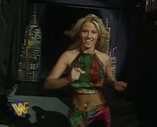 WWF / WWE SURVIVOR SERIES 1996: Sunny was guest commentator