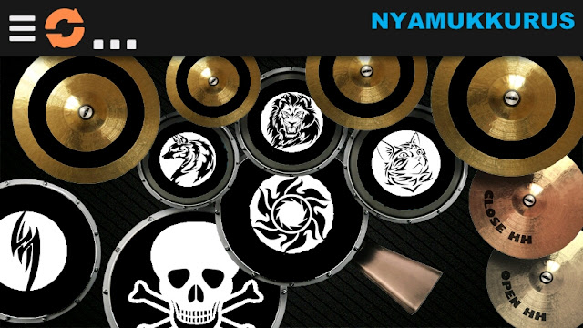 Aplikasi Real Drum v6.15 Mod Apk