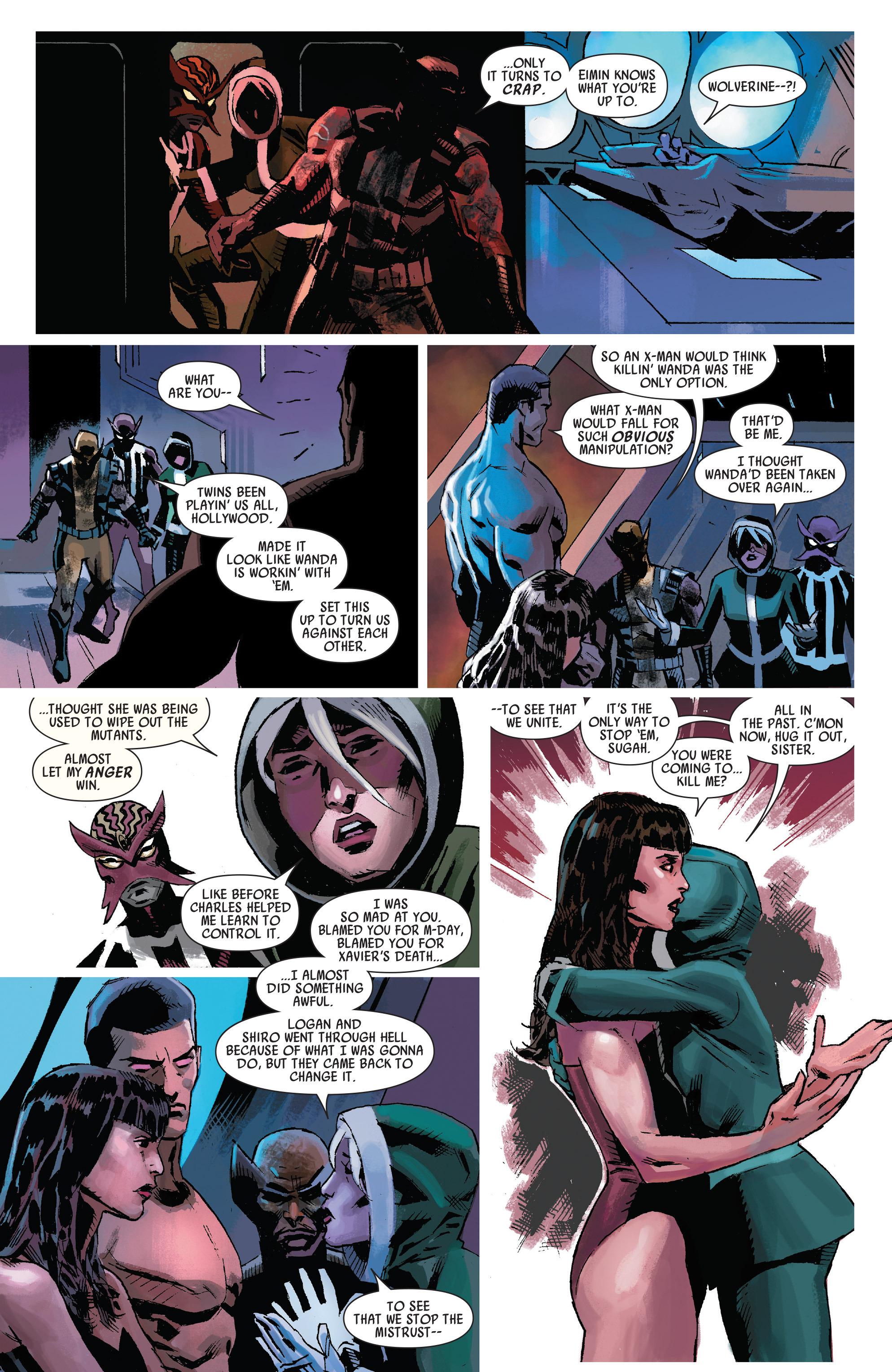 Read online Uncanny Avengers (2012) comic -  Issue #21 - 4