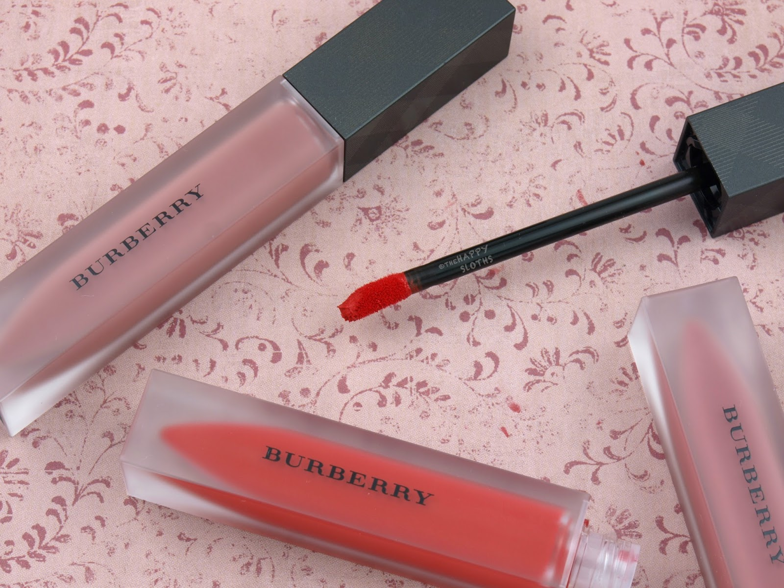 Burberry Liquid Lip Velvet: Review and Swatches
