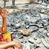 मुठभेड़ से लौटते जवानों ने रायगुड़ा में फूंक दिये 16 आदिवासियों के घर