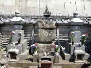 三浦義澄の墓