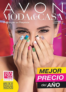 Catalogo Avon 13 Julio 2016