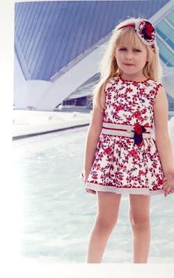 vestido estampado rojo y blanco dolce petit una amplia seleccion de vestidos estampados para niñas