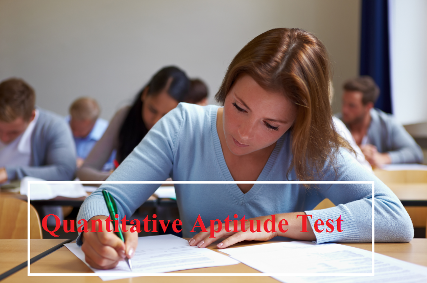 Reason you must conduct Quantitative Aptitude Test
