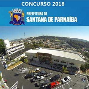 Concurso Prefeitura Municipal de Santana de Parnaíba 2018