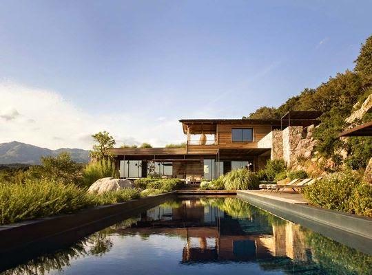 Une maison de vacances comme on en r ve - Maisons nature et bois ...