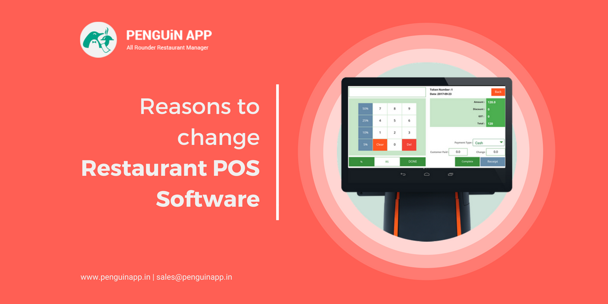 Key Reasons You Require To Switch Your Restaurant POS Software
