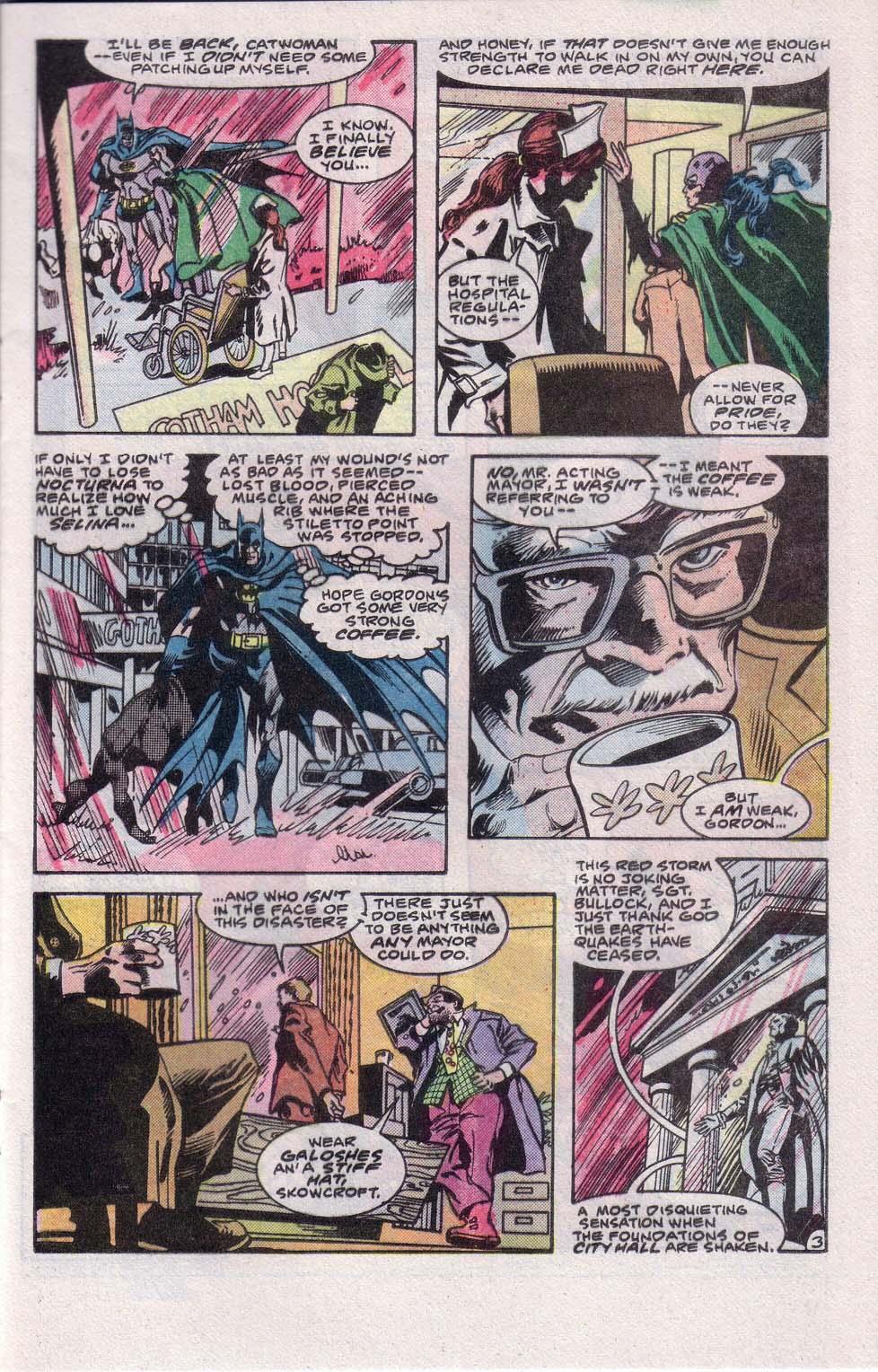 Detective Comics (1937) 558 Page 3