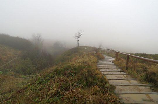 Spojrzenie w stronę Przełęczy Goprowskiej.