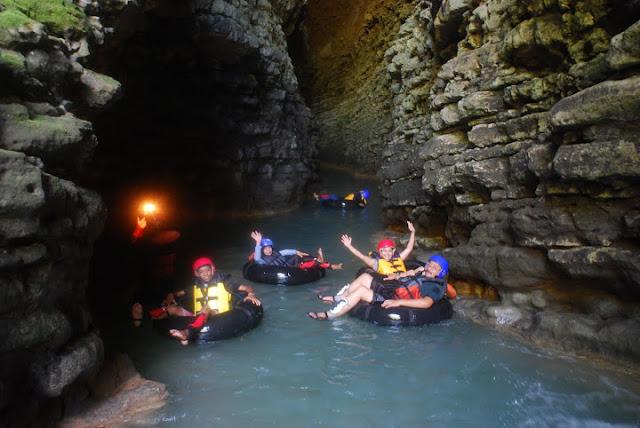 Harga Tiket, Fasilitas, dan Lokasi Cave Tubing Kalisuci Gunungkidul