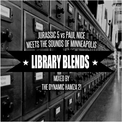 Library Blends - Jurassic 5 Vs Paul Nice