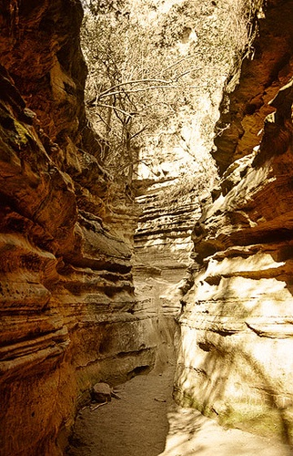 Hell´s Gate National Park